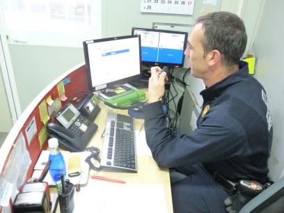 Policias locales del llobregat compartir n informaci n con - Tiempo en sant just desvern ...